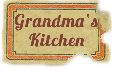 Grandmas kitchen recipes Croatia