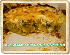Brussels Sprouts Casserolle