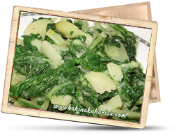 how to cook chard leaves